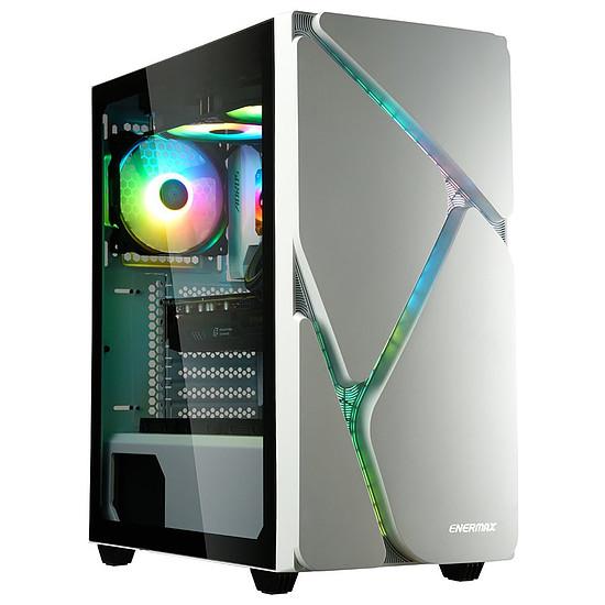 Boîtier PC Enermax Marbleshell MS30 - Blanc