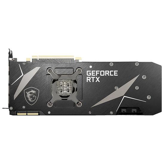 Carte graphique MSI GeForce RTX 3090 Ventus 3X 24G - Autre vue