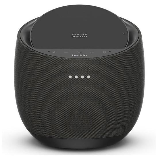 Enceinte sans fil Belkin X Devialet Soundform Elite Noir (Alexa/AirPlay 2) - Enceinte connectée