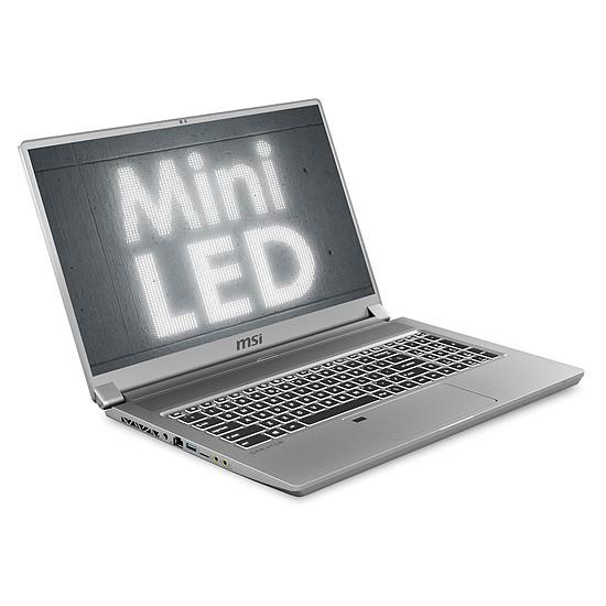PC portable MSI Creator 17 A10SFS-260FR