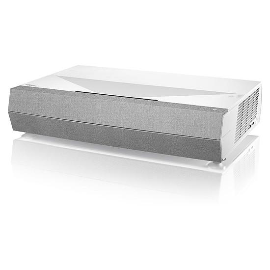 Vidéoprojecteur Optoma CinemaX P2 (Blanc) - Laser 4K UHD - 3000 Lumens