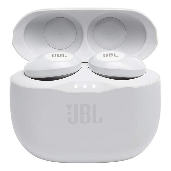 Casque Audio JBL TUNE 125TWS Blanc