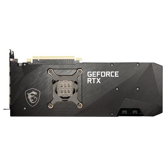 Carte graphique MSI GeForce RTX 3080 Ventus 3X 10G - Autre vue