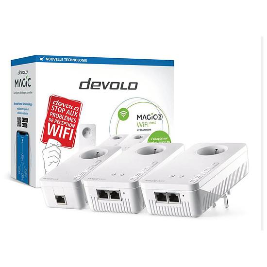 CPL Devolo Magic 2 WiFi next - Kit multiroom