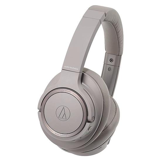 Casque Audio Audio-Technica ATH-SR50BT Gris/Marron