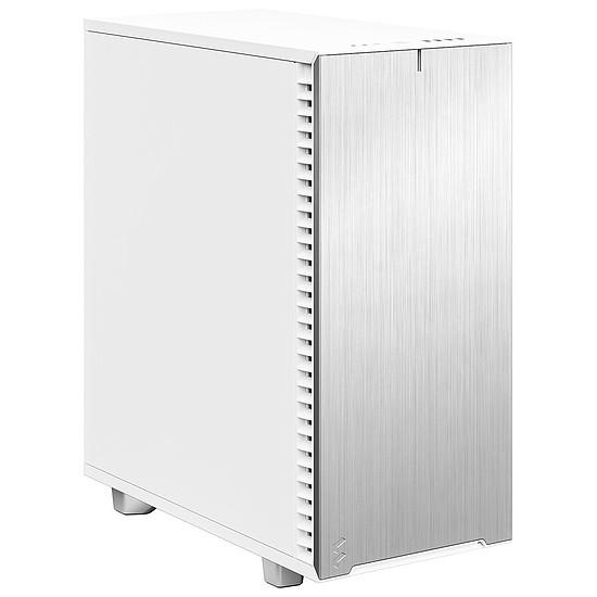 Boîtier PC Fractal Design Define 7 Compact Solid - Blanc