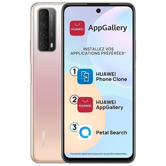 Smartphone et téléphone mobile Huawei P Smart 2021 (Or) - 128 Go
