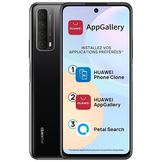 Smartphone et téléphone mobile Huawei P Smart 2021 (Noir) - 128 Go