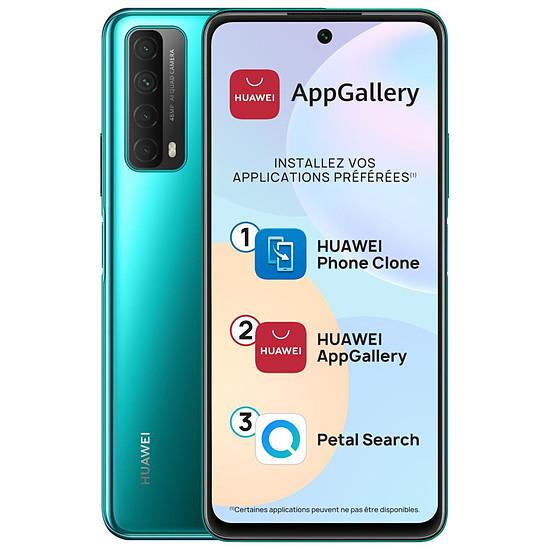 Smartphone et téléphone mobile Huawei P Smart 2021 (Vert) - 128 Go