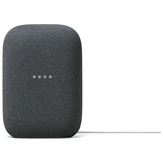 Enceinte sans fil Google Nest Audio Charbon - Enceinte connectée