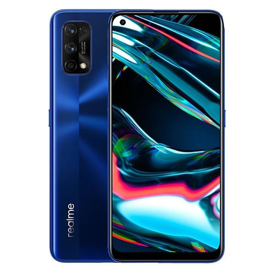 Smartphone et téléphone mobile Realme 7 Pro Bleu - 128 Go - 8 Go