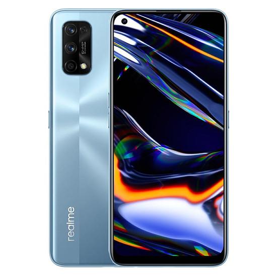 Smartphone et téléphone mobile Realme 7 Pro Silver - 128 Go - 8 Go