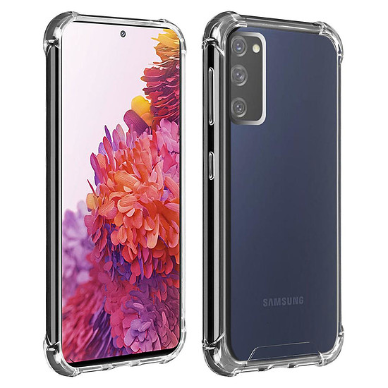 Coque et housse Akashi Coque TPU Angles Renforcés - Samsung Galaxy S20 FE