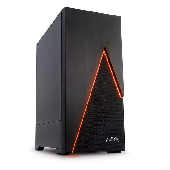 PC de bureau Altyk - Le Grand PC - F1-PN8-S05