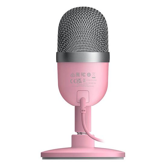 Microphone Razer Seiren Mini - Quartz - Autre vue