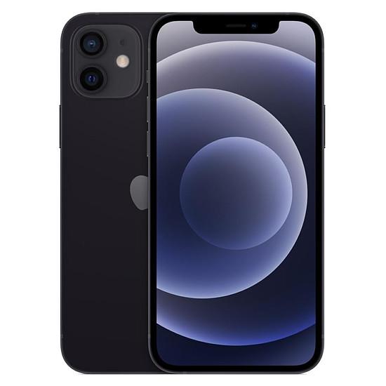 Smartphone et téléphone mobile Apple iPhone 12 (Noir) - 64 Go