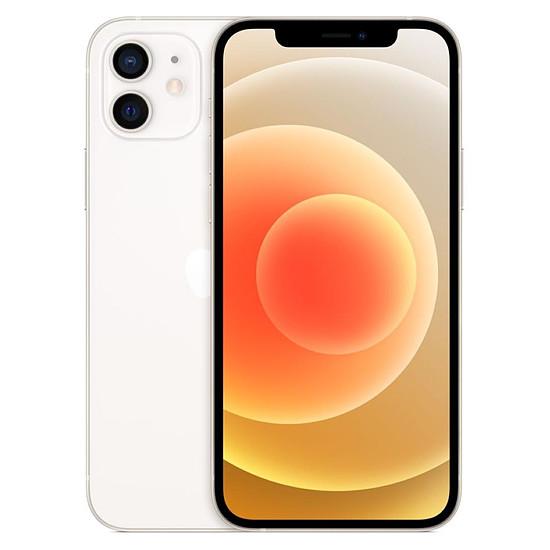 Smartphone et téléphone mobile Apple iPhone 12 (Blanc) - 256 Go