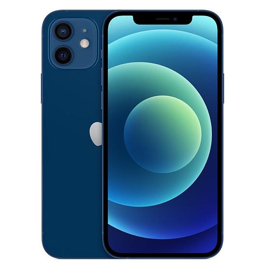 Smartphone et téléphone mobile Apple iPhone 12 (Bleu) - 64 Go