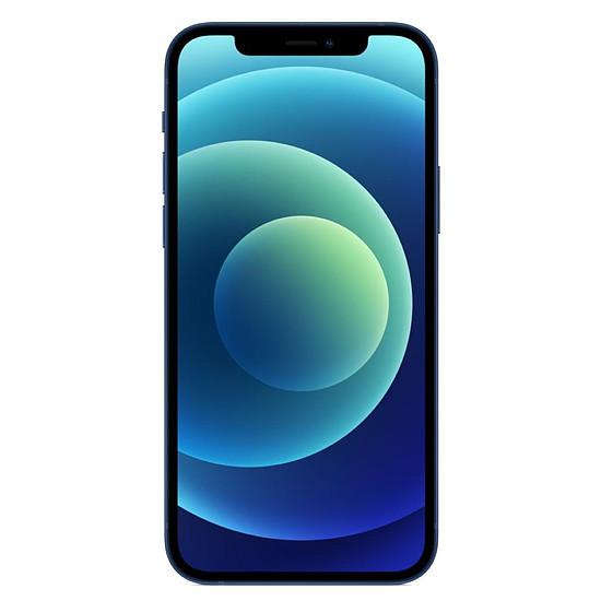 Smartphone et téléphone mobile Apple iPhone 12 (Bleu) - 64 Go - Autre vue