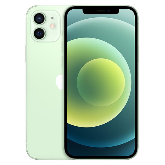 Smartphone et téléphone mobile Apple iPhone 12 (Vert) - 256 Go