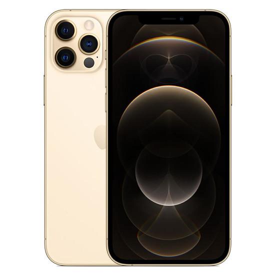Smartphone et téléphone mobile Apple iPhone 12 Pro (Or) - 512 Go