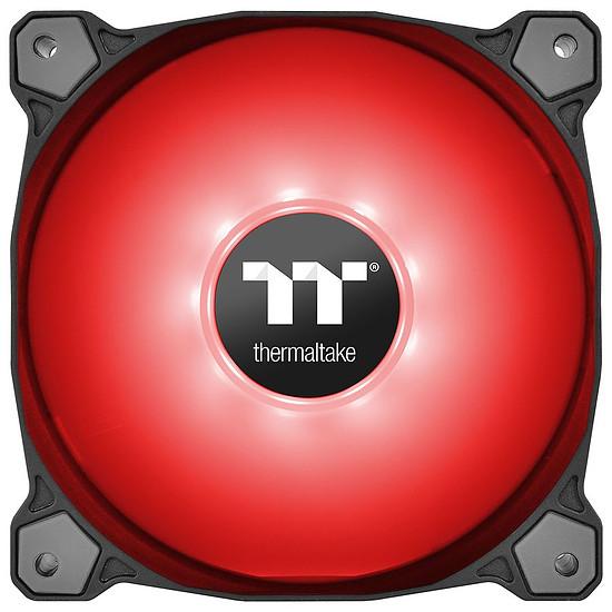 Ventilateur Boîtier Thermaltake Pure A12 - Rouge