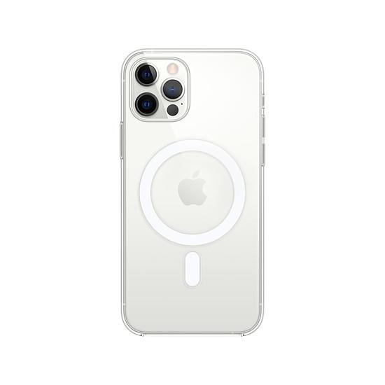 Coque et housse Apple Coque transparente avec MagSafe pour iPhone 12 / 12 Pro