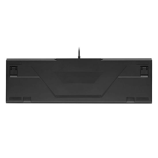 Clavier PC Corsair K60 RGB Pro - Cherry Viola - Autre vue