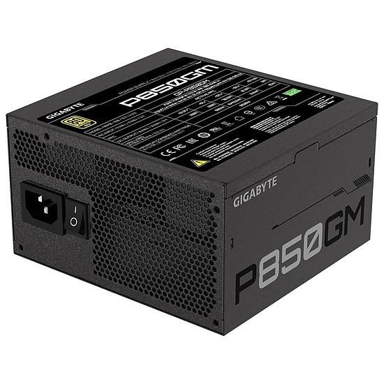 Alimentation PC Gigabyte GP-P850GM - 850W - Gold