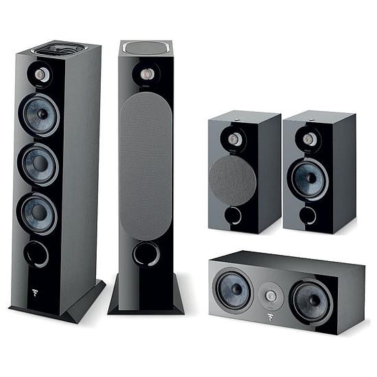 Enceintes HiFi / Home-Cinéma Focal Pack d'enceintes Chora 826 D HCM 5.0.2 Dolby Atmos - Noir