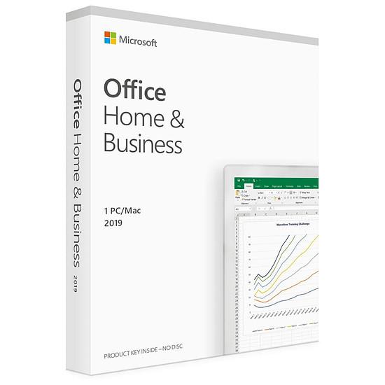 Office Microsoft Office Famille et Petite Entreprise 2019