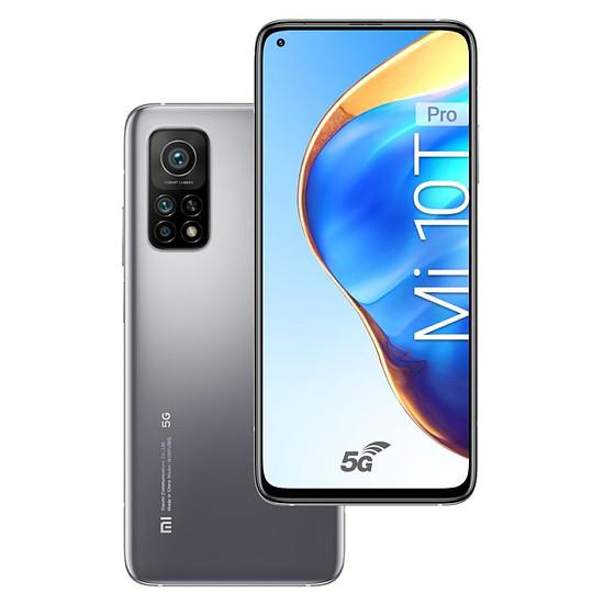 Smartphone et téléphone mobile Xiaomi Mi 10T Pro 5G (Gris) - 256 Go