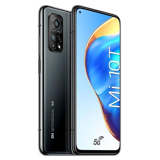 Smartphone et téléphone mobile Xiaomi Mi 10T 5G (Noir) - 128 Go