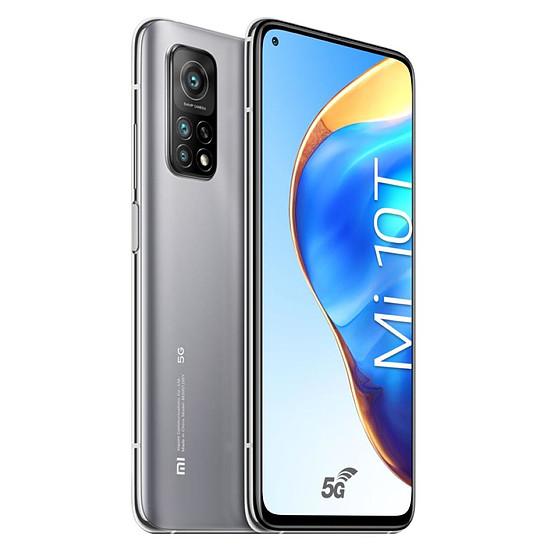 Smartphone et téléphone mobile Xiaomi Mi 10T 5G (Gris) - 128 Go