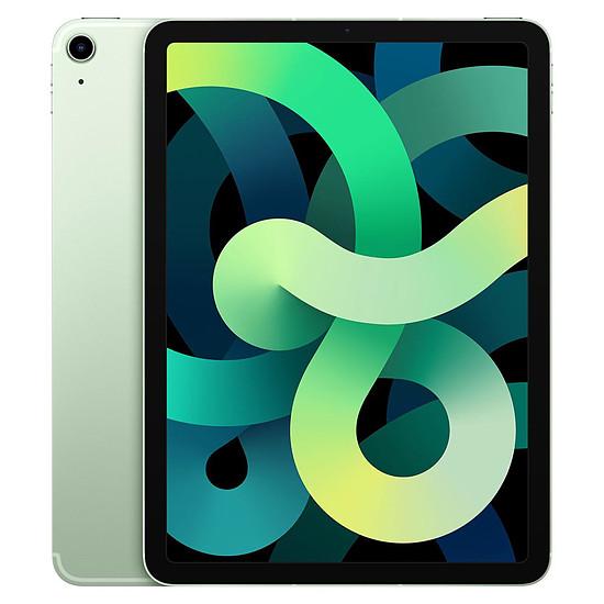 Tablette Apple iPad Air 2020 10,9 pouces Wi-Fi + Cellular - 64 Go - Vert (4 ème génération)