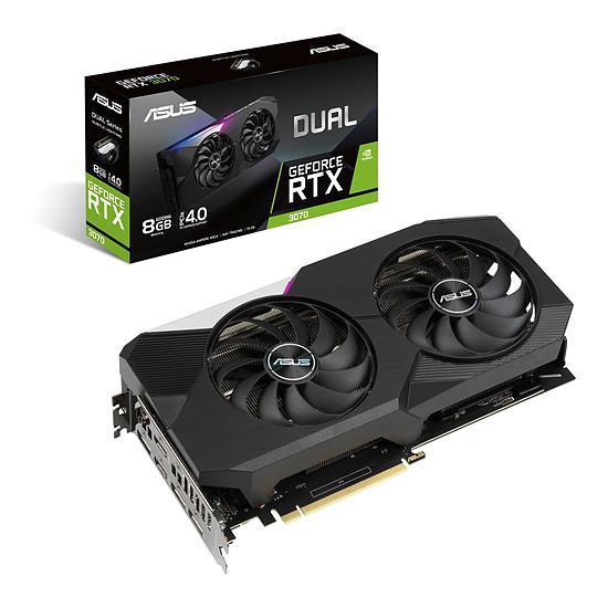 Carte graphique Asus GeForce RTX 3070 DUAL