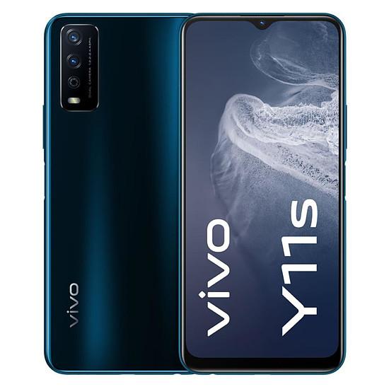 Smartphone et téléphone mobile Vivo Y11S  (Noir) - 32 Go