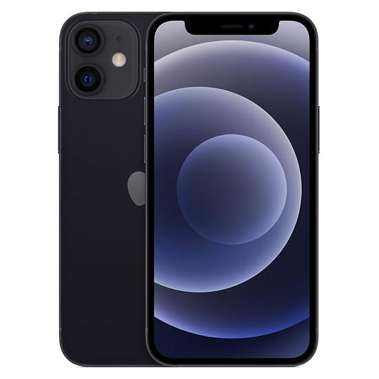 Smartphone et téléphone mobile Apple iPhone 12 mini (Noir) - 64 Go