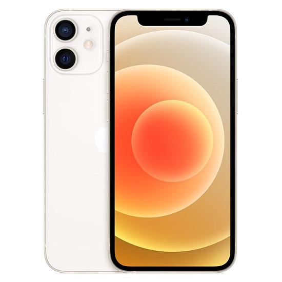 Smartphone et téléphone mobile Apple iPhone 12 mini (Blanc) - 64 Go