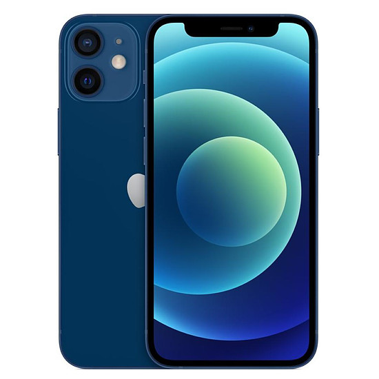 Smartphone et téléphone mobile Apple iPhone 12 mini (Bleu) - 64 Go