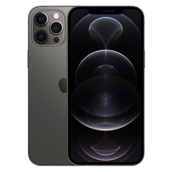 Smartphone et téléphone mobile Apple iPhone 12 Pro Max (Graphite) - 512 Go
