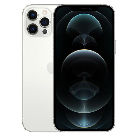 Smartphone et téléphone mobile Apple iPhone 12 Pro Max (Argent) - 256 Go