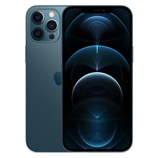 Smartphone et téléphone mobile Apple iPhone 12 Pro Max (Bleu Pacifique) - 128 Go