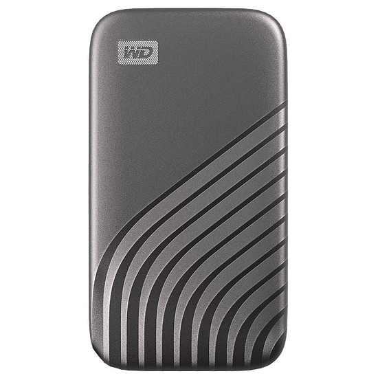 Disque dur externe Western Digital (WD) My Passport SSD - 1 To (Gris)