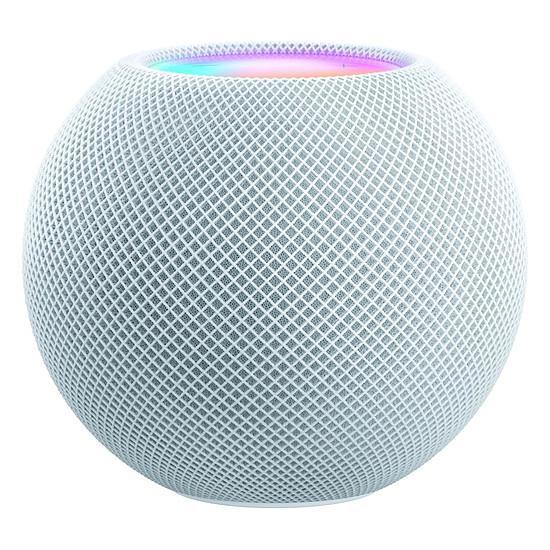 Enceinte sans fil Apple HomePod Mini blanc - Enceinte connectée