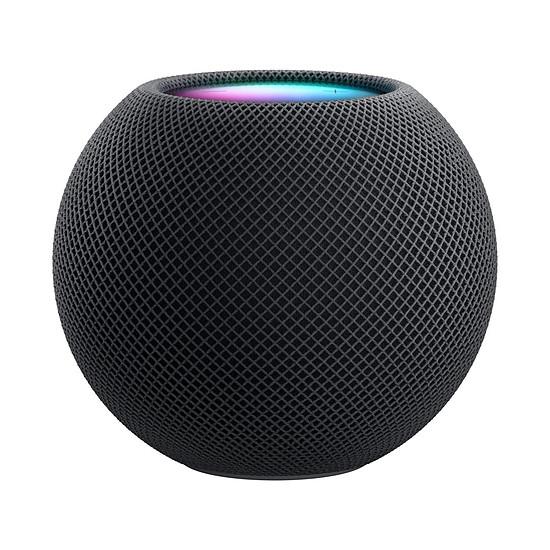 Enceinte sans fil Apple HomePod Mini Gris sidéral - Enceinte connectée