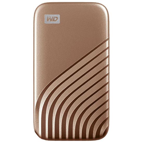 Disque dur externe Western Digital (WD) My Passport SSD - 500 Go (Or)