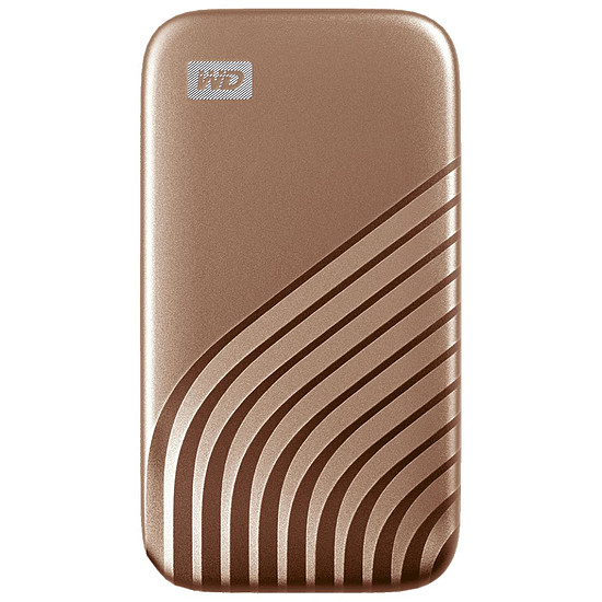 Disque dur externe Western Digital (WD) My Passport SSD - 1 To (Or)