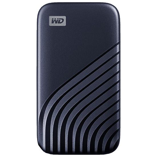 Disque dur externe Western Digital (WD) My Passport SSD - 2 To (Bleu nuit)