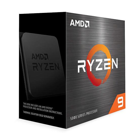 Processeur AMD Ryzen 9 5900X